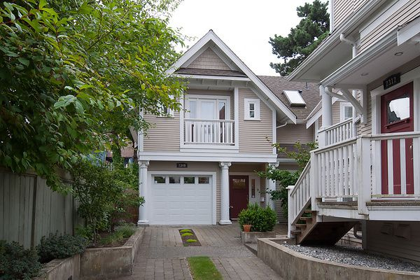 Photo 2: Photos: 2308 W 5TH AV in Vancouver: Kitsilano Condo for sale (Vancouver West)  : MLS®# V1024351