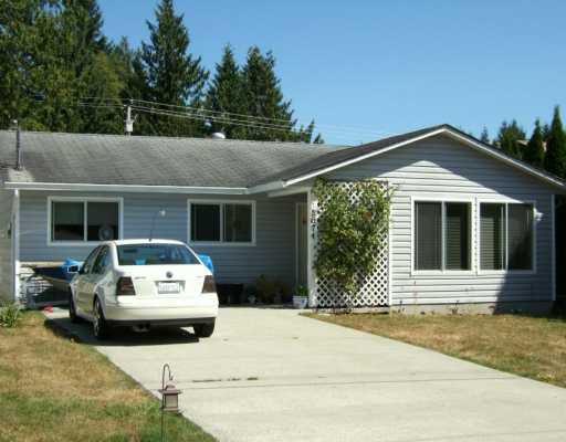 Main Photo: 5674 CREEKSIDE Place in Sechelt: Sechelt District House for sale (Sunshine Coast)  : MLS®# V605055