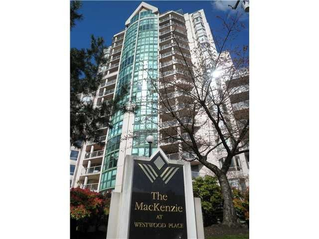 Main Photo: # 1205 1190 PIPELINE RD in Coquitlam: North Coquitlam Condo for sale : MLS®# V1085204