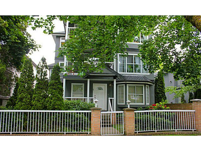 Main Photo: # 2 3238 QUEBEC ST in Vancouver: Main Condo for sale (Vancouver East)  : MLS®# V1115343