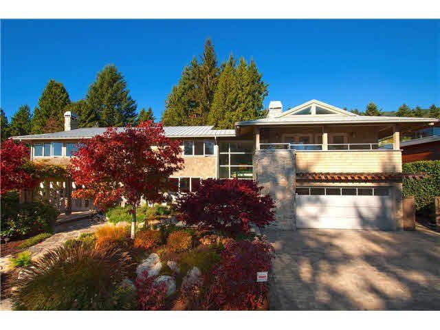 Main Photo: 2920 Altamont Crescent in West Vancouver: Dundarave House for sale : MLS®# V1034300