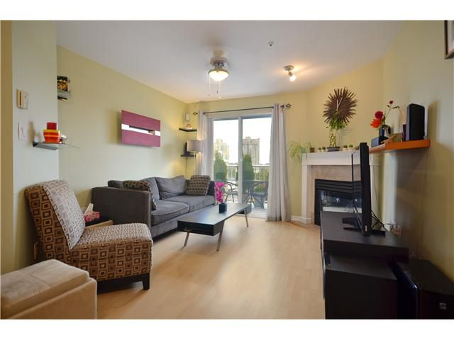 "Main Photo: 502 1035 AUCKLAND Street in New Westminster: Uptown NW Condo for sale in ""QUEENS TERRACE"" : MLS®# V963660"