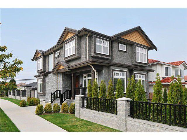 "Main Photo: 3293 E 18TH Avenue in Vancouver: Renfrew Heights House for sale in ""RENFREW HEIGHTS"" (Vancouver East)  : MLS®# V973611"