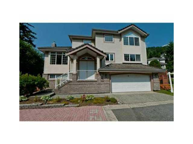 """Main Photo: 1624 PLATEAU CR in Coquitlam: Westwood Plateau House for sale in """"Avonlea Heights"""" : MLS®# V992812"""