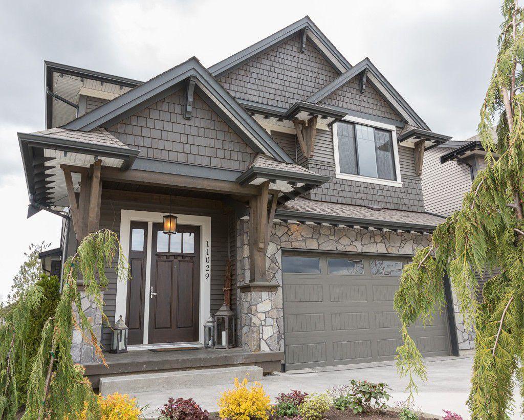 Main Photo: 11029 Buckerfield Drive in Maple Ridge: Cottonwood MR House for sale : MLS®# V1138297