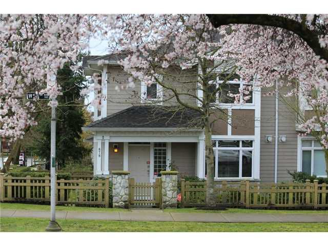 Main Photo: 878 W 58TH AV in Vancouver: South Cambie Condo for sale (Vancouver West)  : MLS®# V1108624