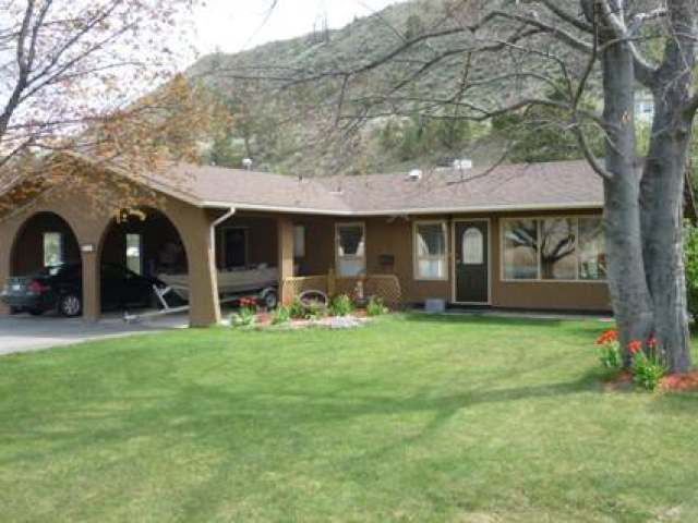 Main Photo: 5177 Dallas Drive in Kamloops: Dallas House for sale : MLS®# 130298