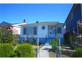 Main Photo: 3470 Knight Street in Vancouver: Knight House for sale (Vancouver East)  : MLS®# V908043