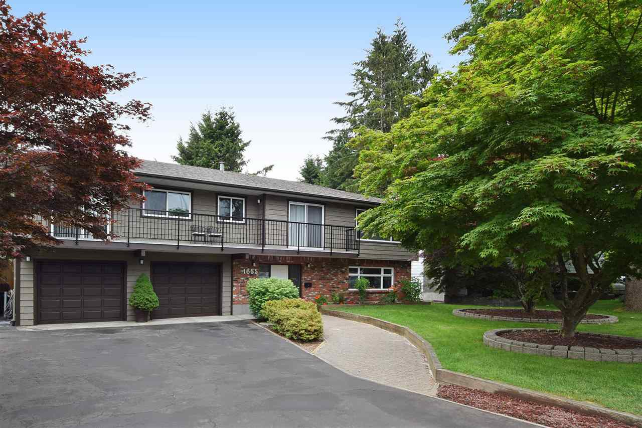 Main Photo: 1655 SUFFOLK AVENUE in Port Coquitlam: Glenwood PQ House for sale : MLS®# R2072283