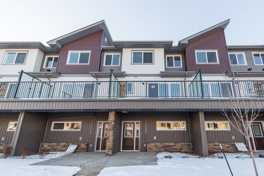 Main Photo: 1618 33A Street in Edmonton: Condo for sale