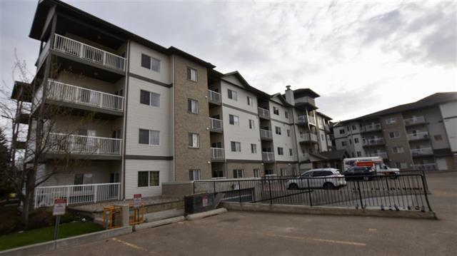 Main Photo: #107 16715 100 AV NW: Edmonton Condo for sale : MLS®# E4108818