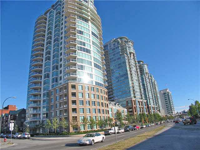 Main Photo: 1203 120 MILROSS AVENUE in : Mount Pleasant VE Condo for sale : MLS®# V937819