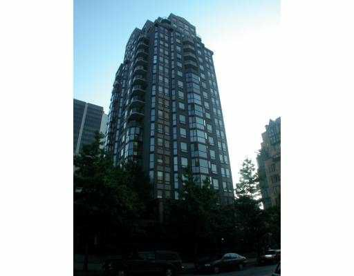 """Main Photo: 1304 811 HELMCKEN ST in Vancouver: Downtown VW Condo for sale in """"IMPERIAL TOWER"""" (Vancouver West)  : MLS®# V571158"""