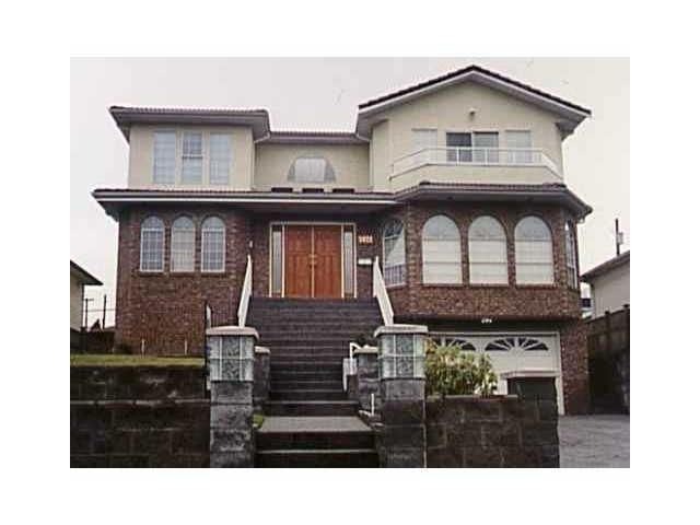 Main Photo: 5821 SUMAS Street in Burnaby: Parkcrest House for sale (Burnaby North)  : MLS®# V944582