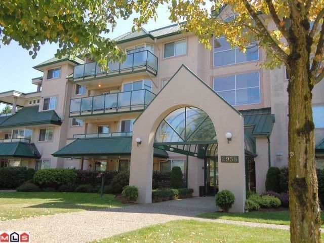 "Main Photo: 407 2958 TRETHEWEY Street in Abbotsford: Abbotsford West Condo for sale in ""Cascade Green"" : MLS®# F1221685"