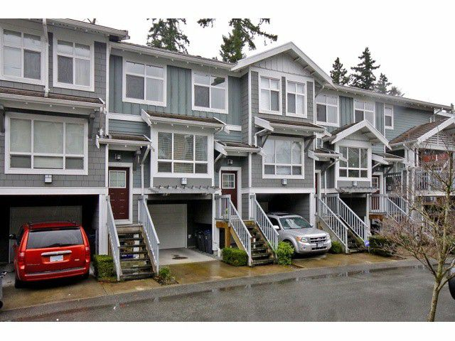 "Main Photo: 135 15168 36TH Avenue in Surrey: Morgan Creek Townhouse for sale in ""SOLAY"" (South Surrey White Rock)  : MLS®# F1304206"