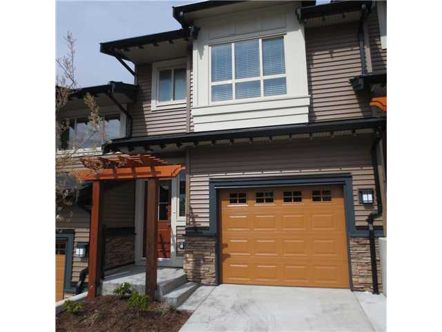"""Main Photo: 2 23986 104TH Avenue in Maple Ridge: Albion Townhouse for sale in """"SPENCER BROOK"""" : MLS®# V999583"""