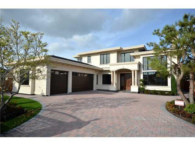 "Main Photo: 7791 BROADMOOR Boulevard in Richmond: Broadmoor House for sale in ""N"" : MLS®# V1007072"