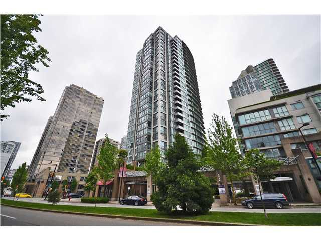 Main Photo: 809 1008 Cambie Street in Vancouver: Yaletown Condo for sale (Vancouver West)  : MLS®# V1007572