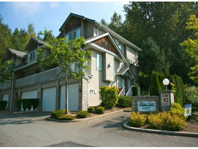 Main Photo: # 36 30857 SANDPIPER DR in Abbotsford: Abbotsford West Condo for sale : MLS®# F1420395
