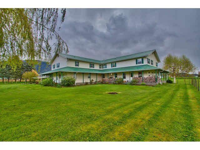 Main Photo: 6285 BEHARRELL RD in Abbotsford: Matsqui House for sale : MLS®# F1435284