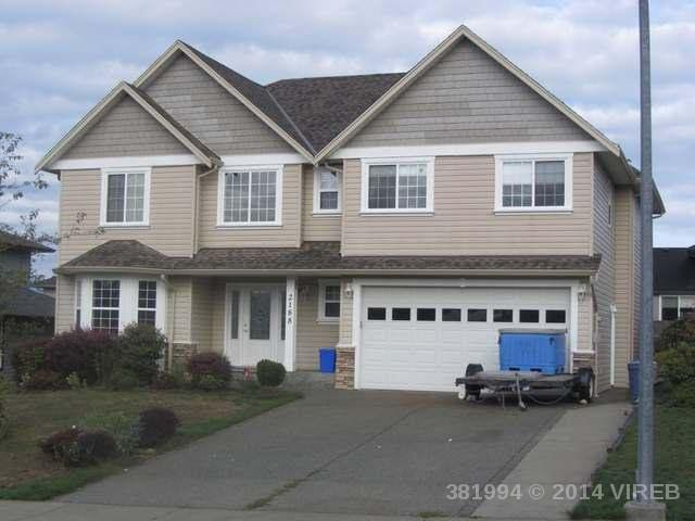 Main Photo: 2188 Perth Place: Courtenay House for sale (Comox Valley)  : MLS®# 381994