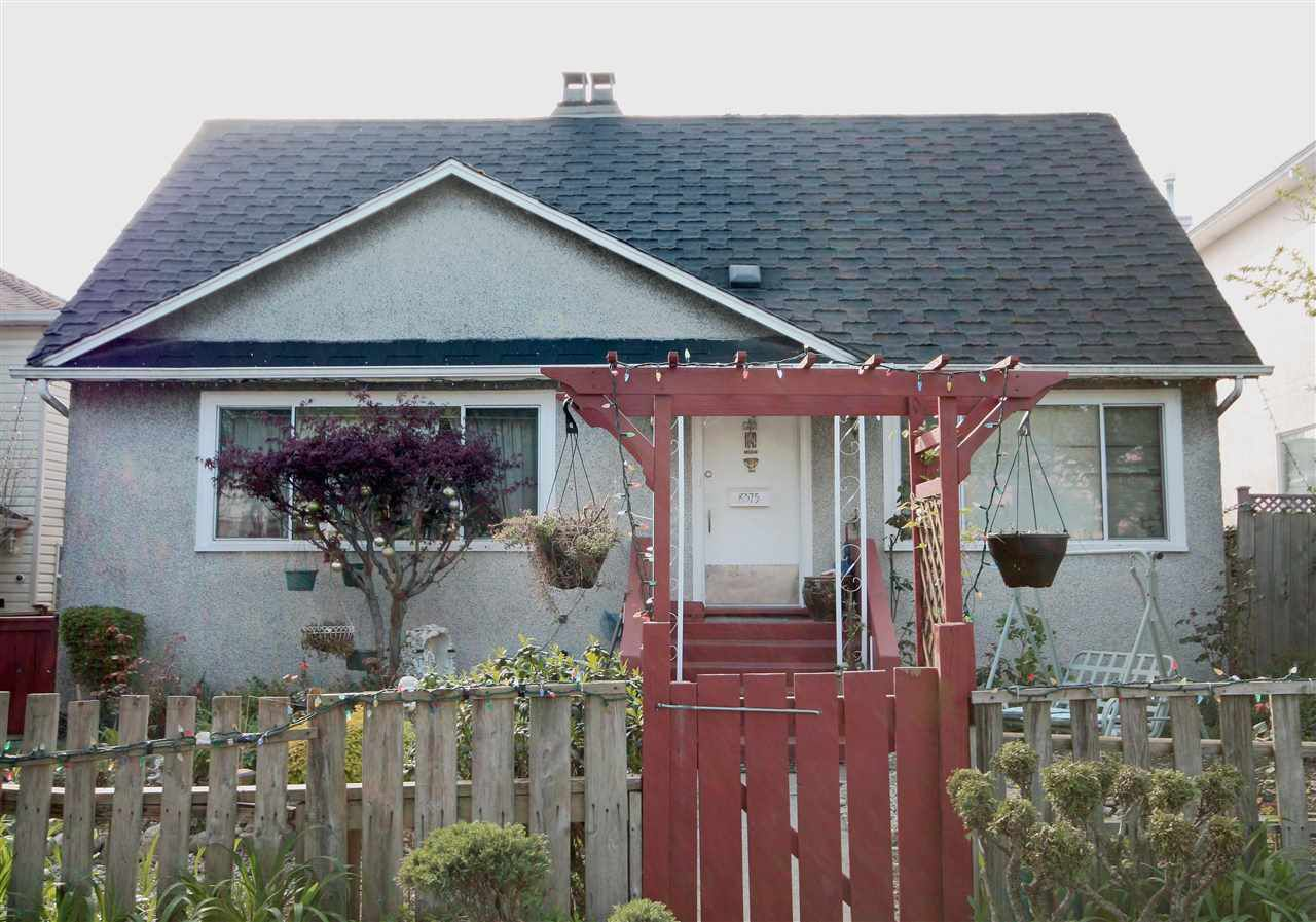Main Photo: 8375 FRENCH STREET in Vancouver: Marpole House for sale (Vancouver West)  : MLS®# R2053944