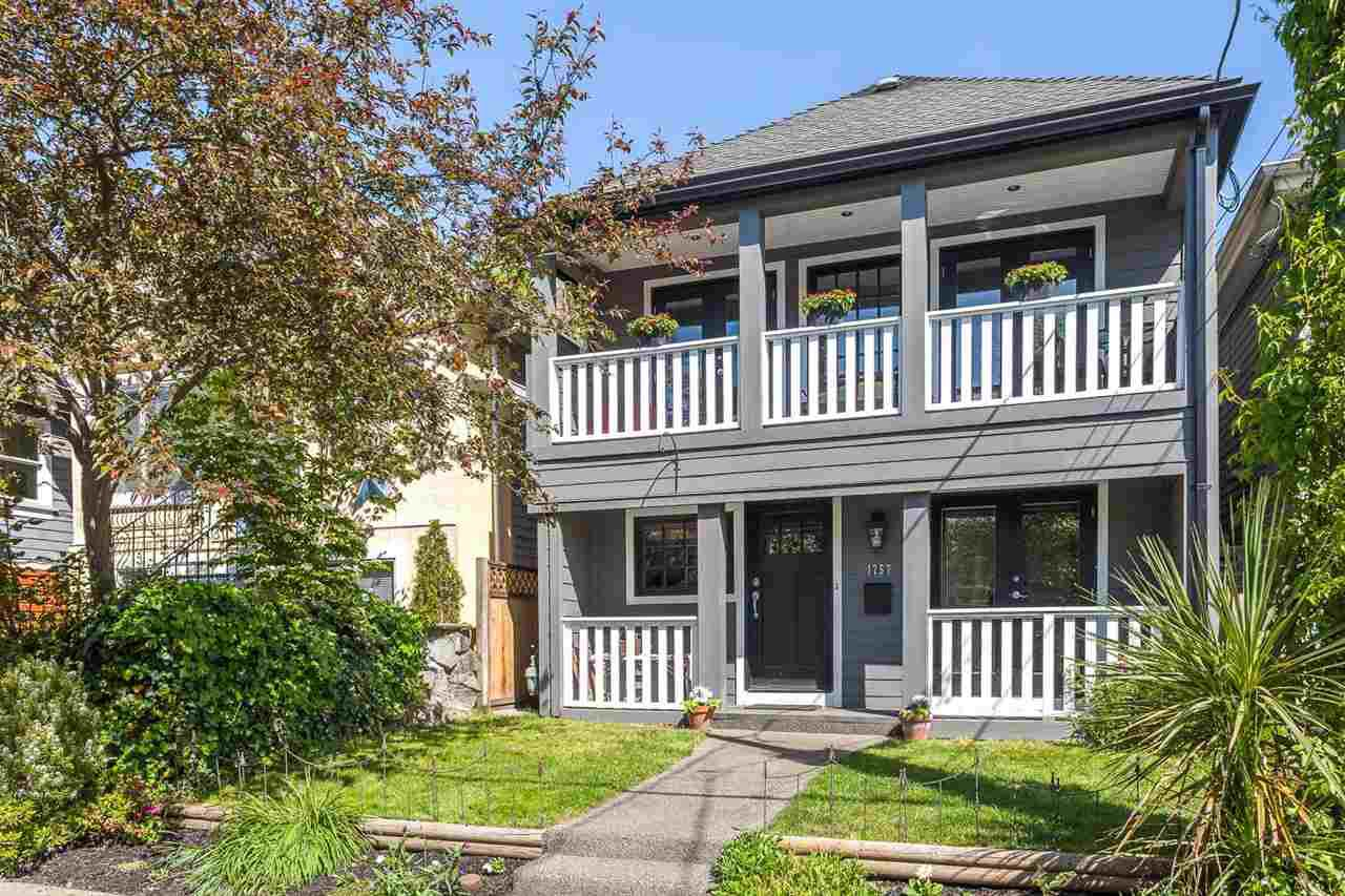 Main Photo: 1757 E 5TH AVENUE in Vancouver: Grandview VE House for sale (Vancouver East)  : MLS®# R2063920