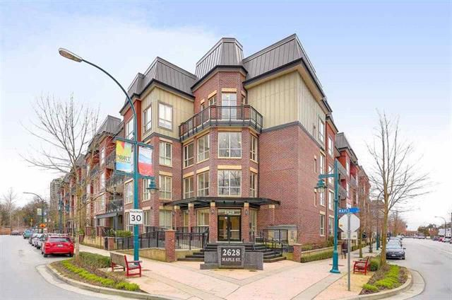 Main Photo: #320 - 2628 Maple Street in Port Coquitlam: Central Pt Coquitlam Condo for sale : MLS®# R2327173