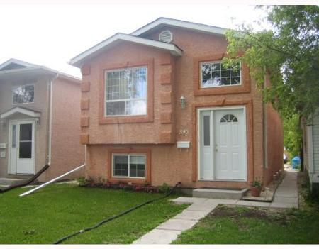 Main Photo: 590 BANNERMAN AVE.: Residential for sale (North End)  : MLS®# 2913220