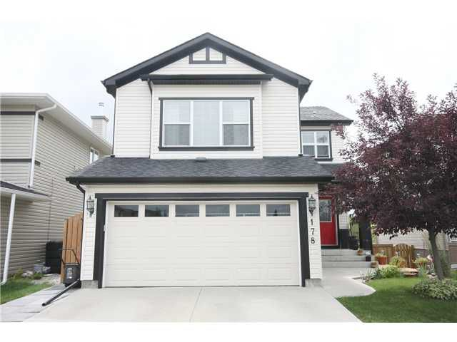 Main Photo: 178 SAGEWOOD Grove SW: Airdrie Residential Detached Single Family for sale : MLS®# C3545810