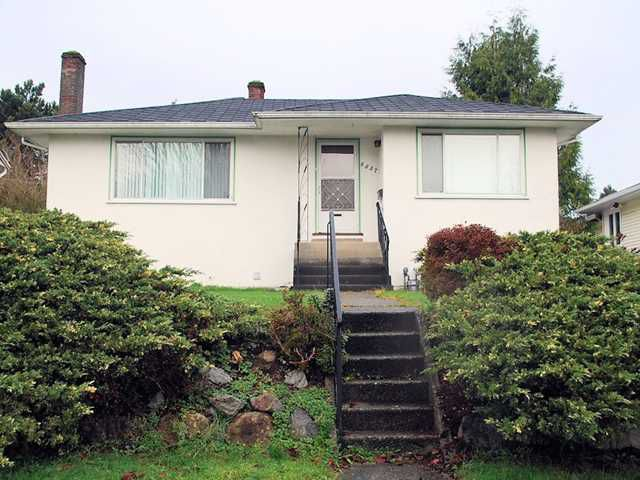 Main Photo: 6537 PORTLAND Street in Burnaby: South Slope House for sale (Burnaby South)  : MLS®# V986285