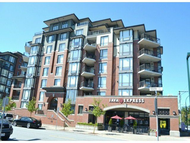 "Main Photo: 206 1581 FOSTER Street: White Rock Condo for sale in ""The Sussex"" (South Surrey White Rock)  : MLS®# F1318737"