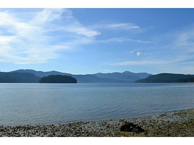 Main Photo: LOT 4 SECHELT INLET ROAD in Sechelt: Sechelt District Home for sale (Sunshine Coast)  : MLS®# V1028397