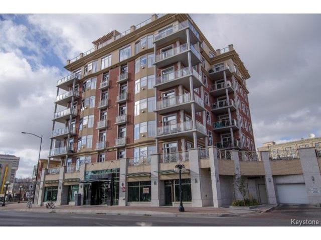 Main Photo: 103 280 Waterfront Drive in Winnipeg: Condominium for sale : MLS®# 1402379