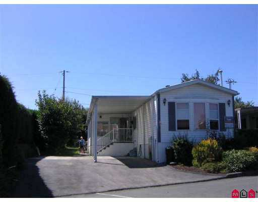"Main Photo: 35 8254 134 ST in Surrey: Queen Mary Park Surrey Manufactured Home for sale in ""Westwood Estates"" : MLS®# F2616657"