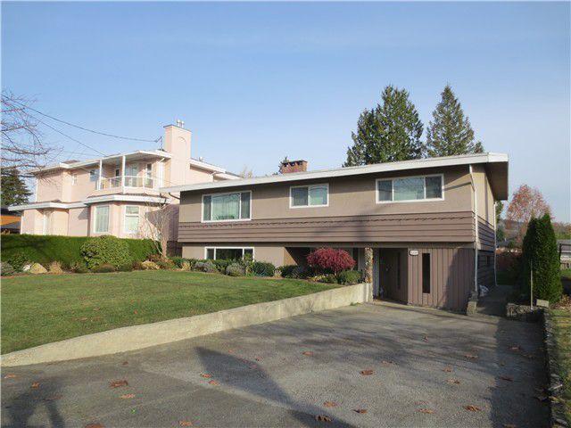 Main Photo: 1350 CLIFF AV in Burnaby: Sperling-Duthie House for sale (Burnaby North)  : MLS®# V1094250