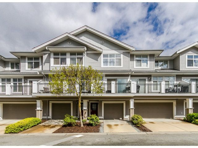 Main Photo: 102 20449 66 AVENUE in Langley: Willoughby Heights Townhouse for sale : MLS®# R2058009