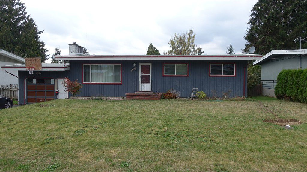Main Photo: 2237 Bakerview in Abbotsford: Central Abbotsford House for rent