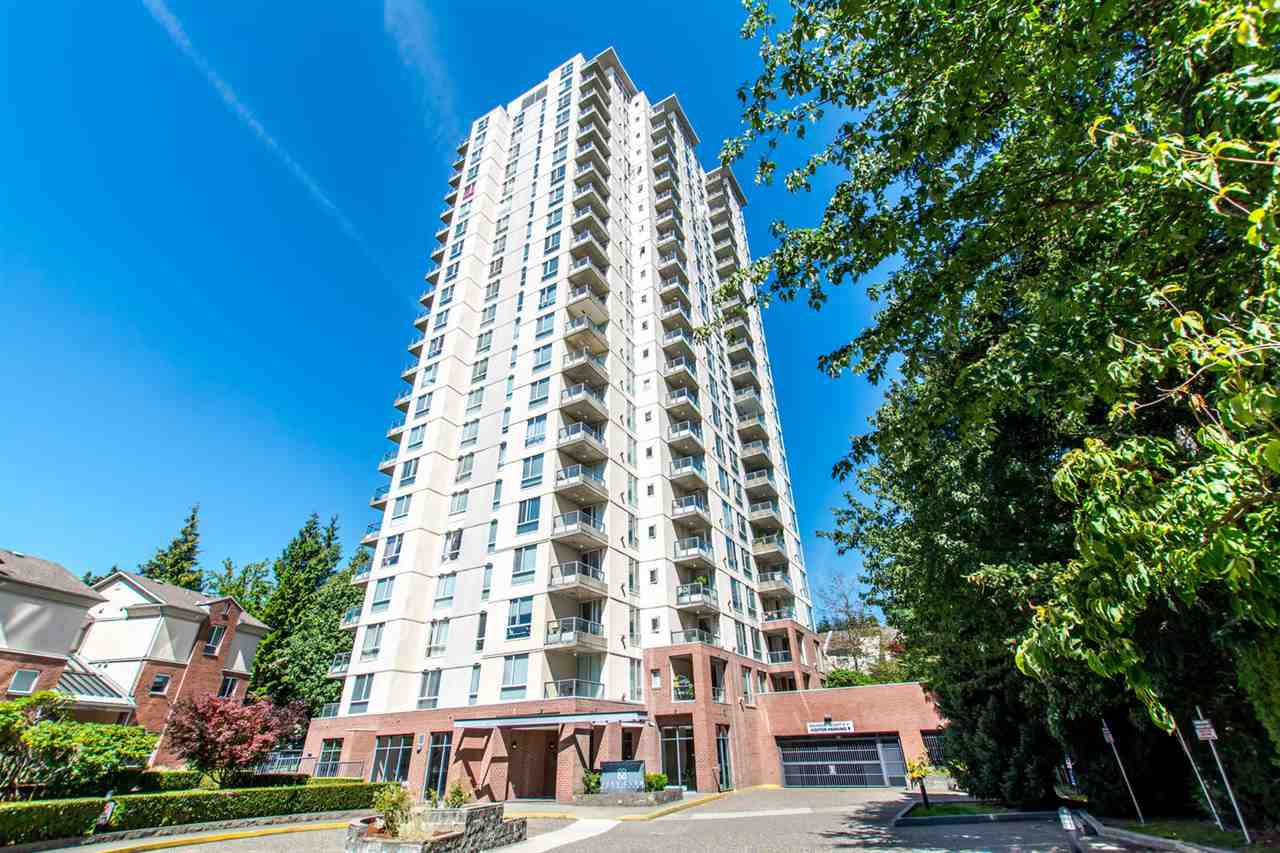 Main Photo: 1001 7077 BERESFORD STREET in Burnaby: Highgate Condo for sale (Burnaby South)  : MLS®# R2102069