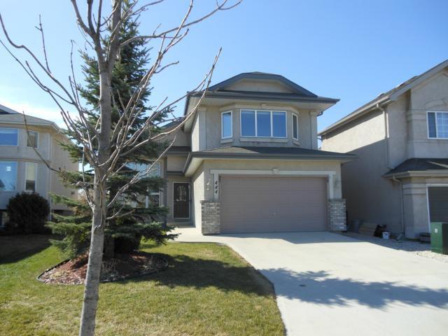 Main Photo: 444 De La Seigneurie Boulevard in WINNIPEG: Windsor Park / Southdale / Island Lakes Residential for sale (South East Winnipeg)  : MLS®# 1206107