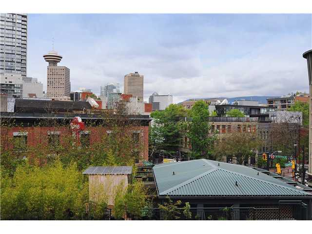 "Main Photo: 403 22 E CORDOVA Street in Vancouver: Downtown VE Condo for sale in ""VAN HORNE LOFT IN GASTOWN"" (Vancouver East)  : MLS®# V951728"