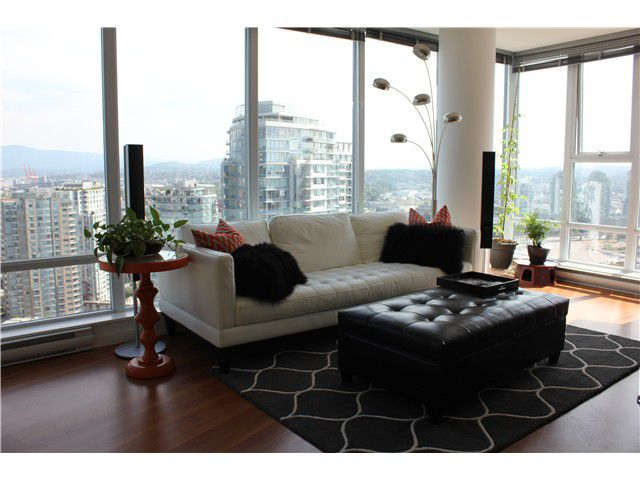 """Main Photo: 2908 602 CITADEL PARADE in Vancouver: Downtown VW Condo for sale in """"SPECTRUM 4"""" (Vancouver West)  : MLS®# V968477"""