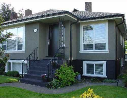 Main Photo: 2583 8TH Avenue in Vancouver East: Renfrew VE Home for sale ()  : MLS®# V709302