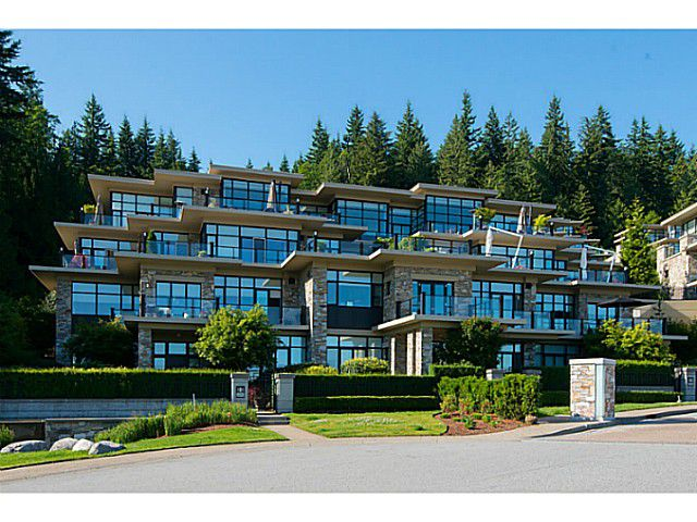 Main Photo: # 301 2285 TWIN CREEK PL in West Vancouver: Whitby Estates Condo for sale : MLS®# V1080040