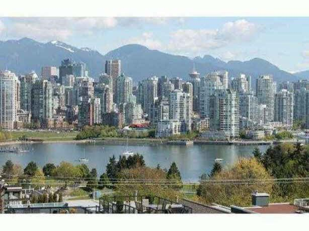 """Main Photo: 403 1040 W 8TH Avenue in Vancouver: Fairview VW Condo for sale in """"THE MAXMILLIAN"""" (Vancouver West)  : MLS®# V1081621"""