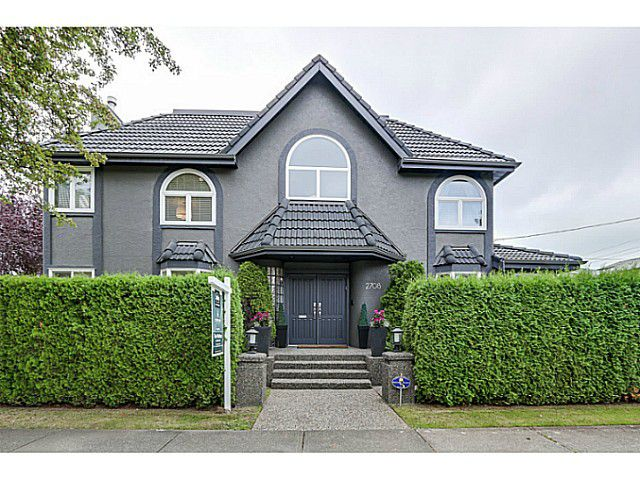 Main Photo: 2708 W 19 Avenue in Vancouver: Arbutus House  (Vancouver West)  : MLS®# V1084587