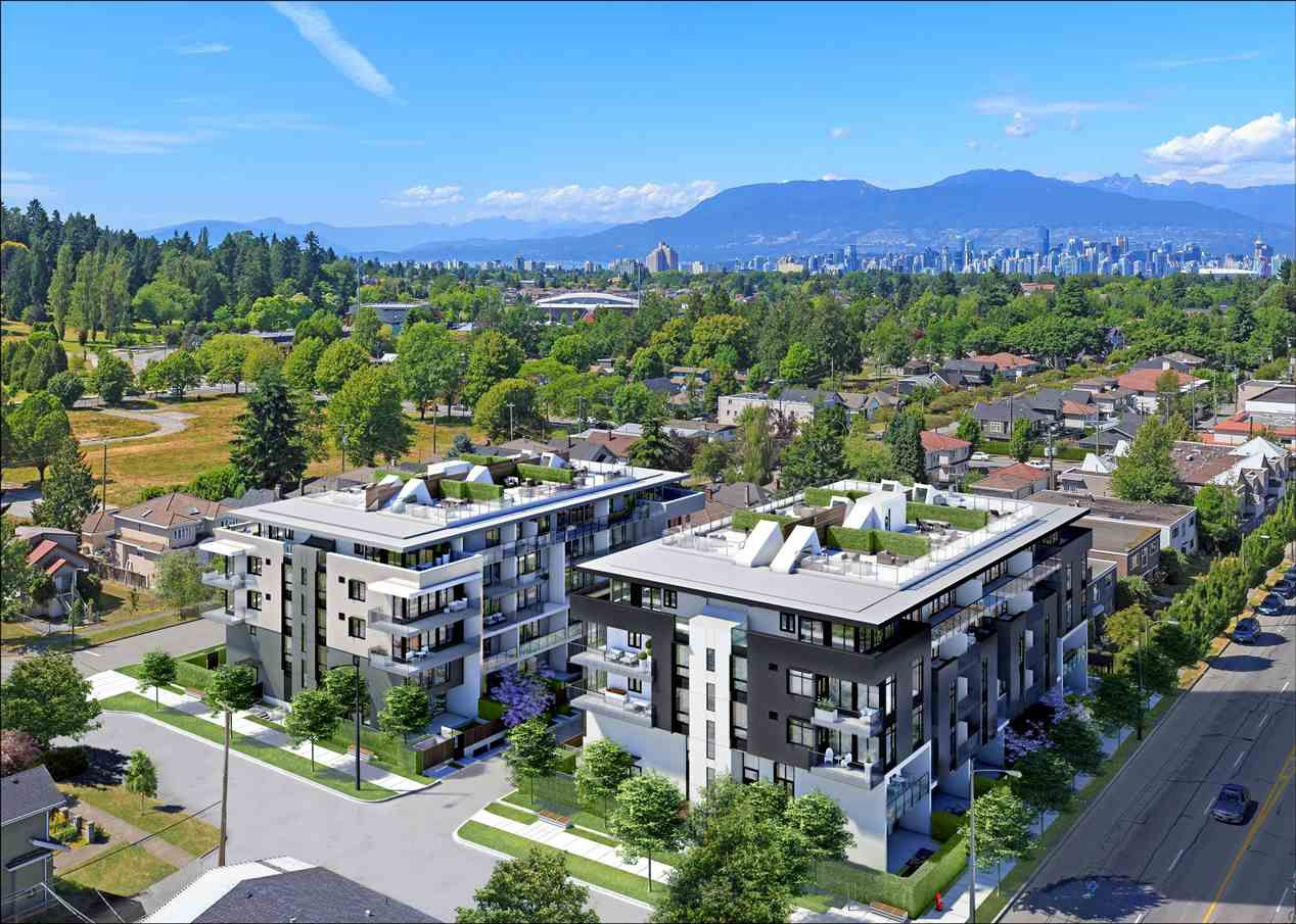 Main Photo: 107 5080 QUEBEC STREET in Vancouver: Main Townhouse for sale (Vancouver East)  : MLS®# R2006578