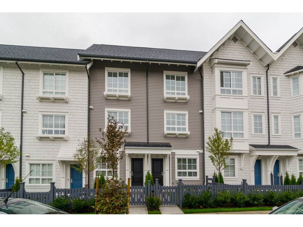 Main Photo: 15 8476 207A STREET in Langley: Willoughby Heights Townhouse for sale : MLS®# R2114834