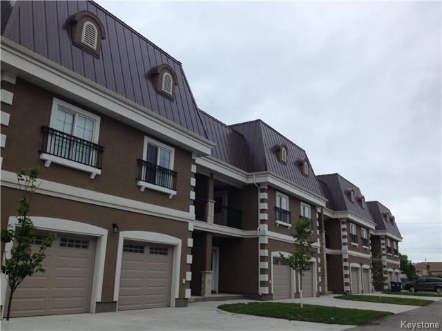 Main Photo: 3373 PEMBINA Highway in WINNIPEG: Fort Garry / Whyte Ridge / St Norbert Condominium for sale (South Winnipeg)  : MLS®# 1417267